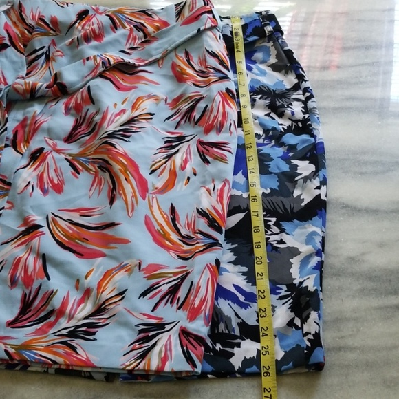 Lane Bryant Dresses & Skirts - NWT Lane Bryant Higher Waisted Floral Pencil Midi